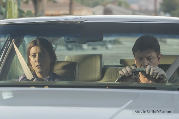 Any Day - Publicity still of Sean Bean & Kate Walsh
