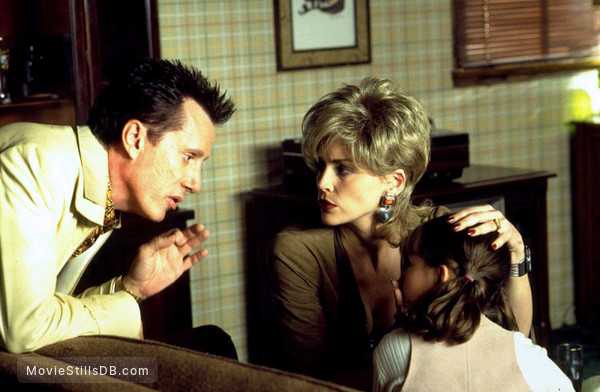 Casino - Publicity still of Sharon Stone & James Woods