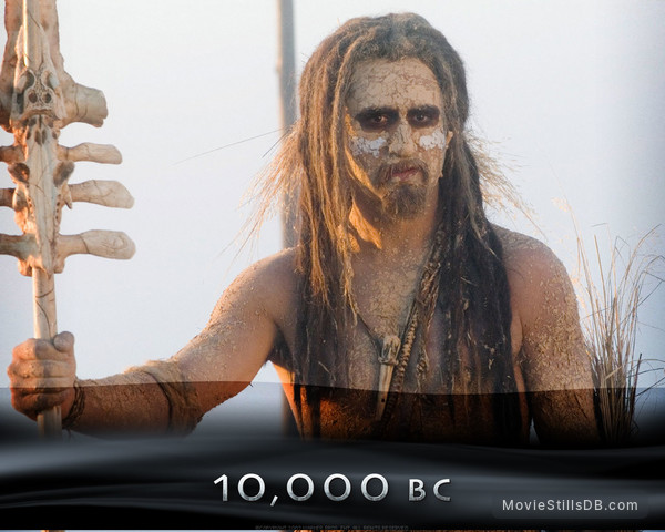 10,000 BC - Wallpaper with Cliff Curtis