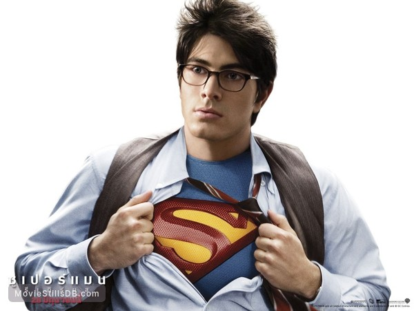 Superman Returns Wallpaper With Brandon Routh