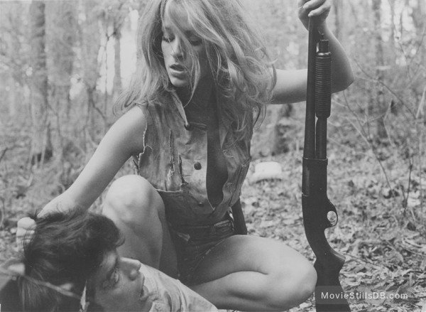 'Gator Bait - Publicity still of Claudia Jennings