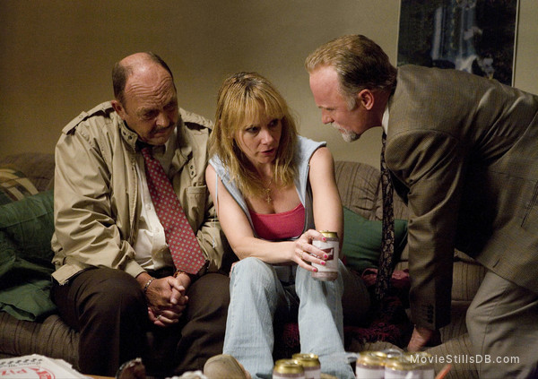 Gone Baby Gone - Publicity still of Ed Harris, Amy Ryan & John Ashton
