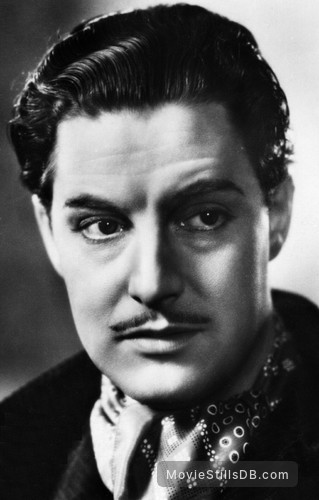 The 39 Steps - Promo shot of Robert Donat