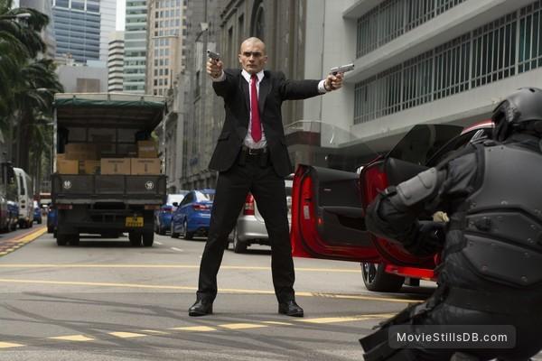 Agent 47 - Publicity still of Rupert Friend