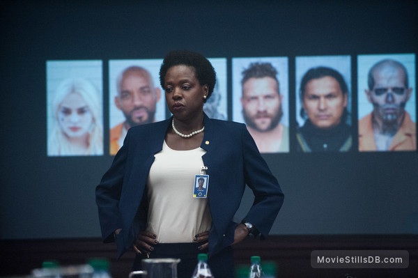 Suicide Squad - Publicity still of Viola Davis