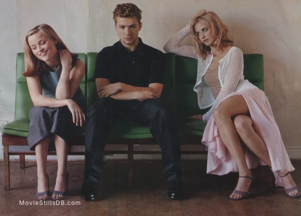 Cruel Intentions - Promo shot of Reese Witherspoon, Sarah Michelle Gellar & Ryan Phillippe