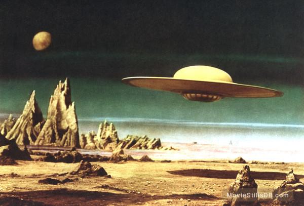 Forbidden Planet - Publicity still