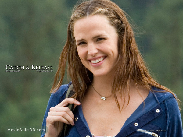 Catch and Release - Wallpaper with Jennifer Garner