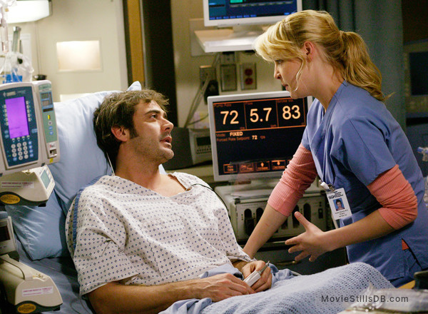 grey 39 s anatomy publicity still of katherine heigl jeffrey dean morgan. Black Bedroom Furniture Sets. Home Design Ideas