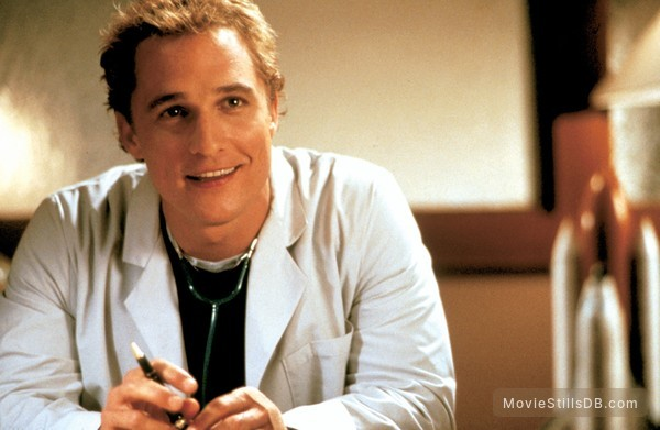 The Wedding Planner - Publicity still of Matthew McConaughey