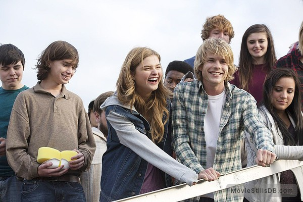 1 Mile to You - Publicity still of Graham Rogers & Stefanie Scott