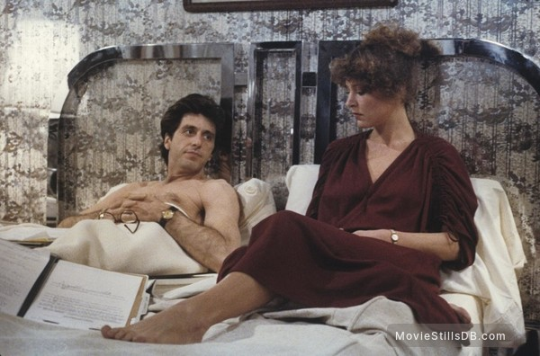 ...And Justice for All - Publicity still of Al Pacino & Christine Lahti