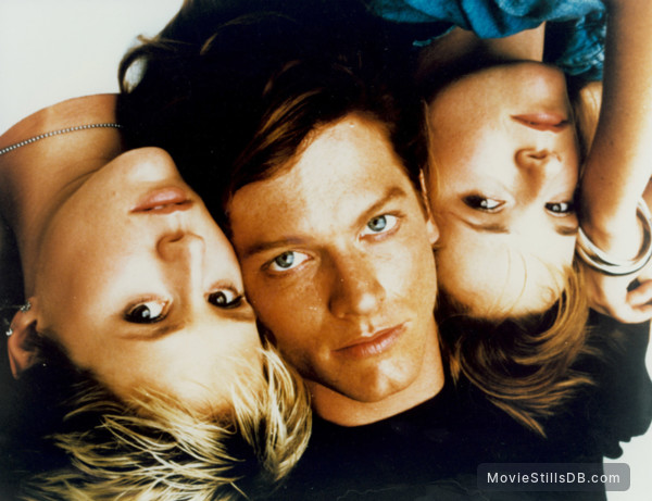 Some Kind of Wonderful - Promo shot of Mary Stuart Masterson, Eric Stoltz & Lea Thompson