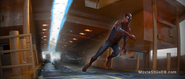 Spider-Man: Homecoming - Pre-production image