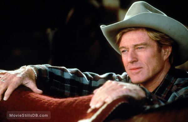 The Horse Whisperer - Publicity still of Robert Redford