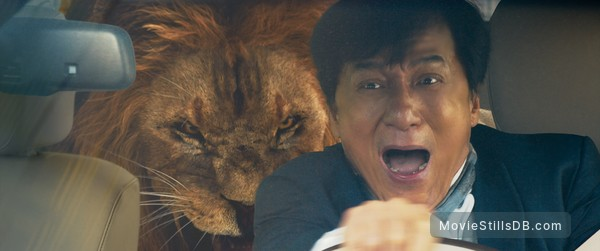 Kung-Fu Yoga - Publicity still of Jackie Chan