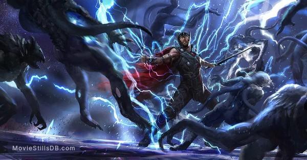 Thor: Ragnarok - Pre-production image