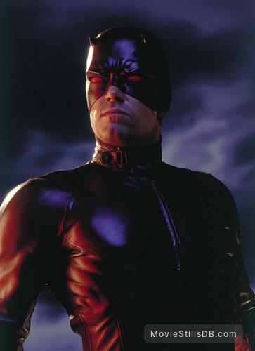 Daredevil - Promo shot of Ben Affleck
