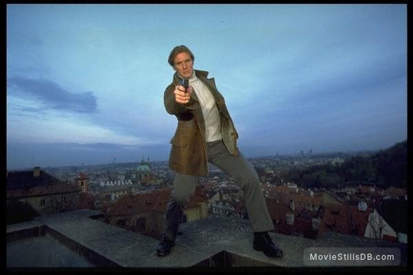 The Shooter - Promo shot of Dolph Lundgren