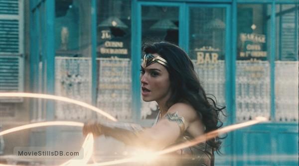 Wonder Woman - Publicity still of Gal Gadot