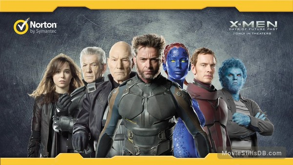 X Men Days Of Future Past Wallpaper With Ellen Page Ian