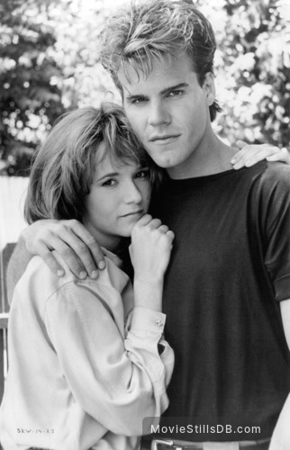 Some Kind of Wonderful - Publicity still of Lea Thompson & Craig Sheffer