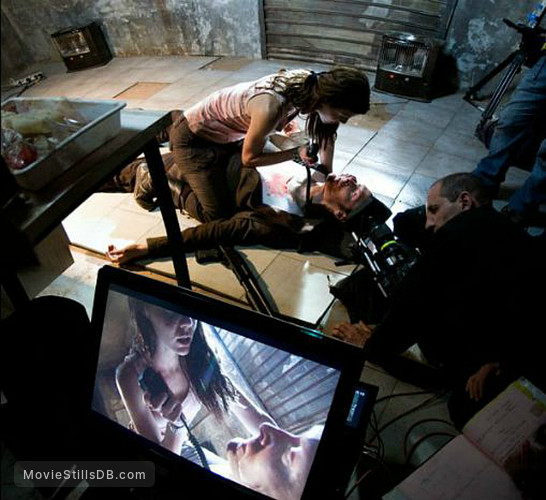 [Rec] 2 - Behind the scenes photo