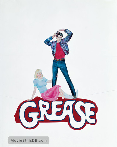 Grease - Promotional art