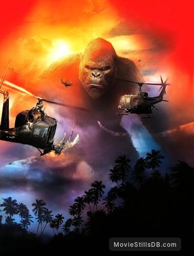Kong: Skull Island - Promotional art