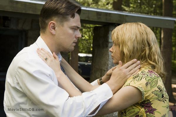 Shutter Island - Publicity still of Leonardo DiCaprio & Michelle Williams