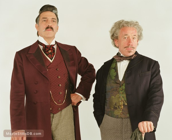 The Phantom Of The Opera - Promo shot of Simon Callow & Ciarán Hinds