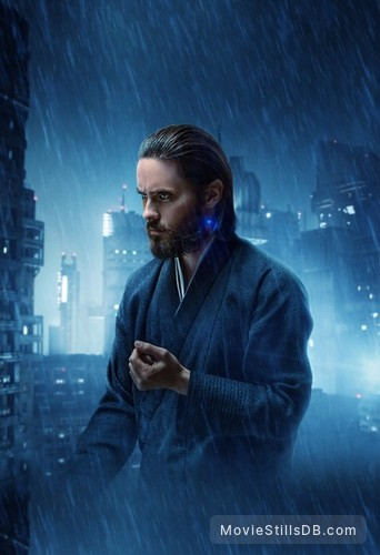 Blade Runner 2049 - Promotional art with Jared Leto