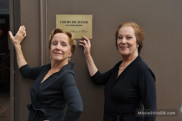 Attila Marcel - Publicity still of Bernadette Lafont & Hélène Vincent