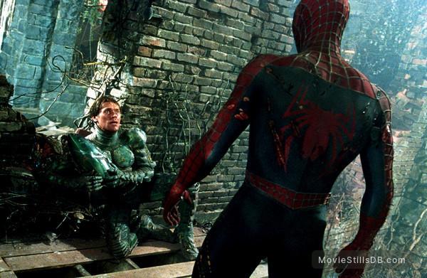 Spider-Man - Publicity still of Willem Dafoe