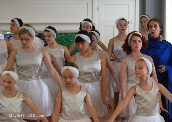 Ballet Shoes - Publicity still of Emma Watson, Yasmin Paige, Lucy Boynton & Eileen Atkins