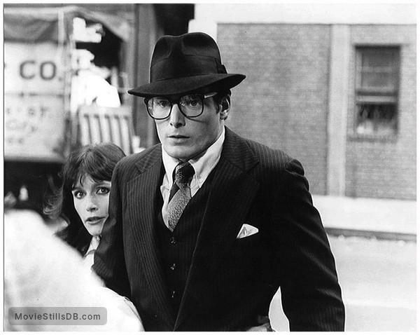 Superman - Publicity still of Christopher Reeve & Margot Kidder