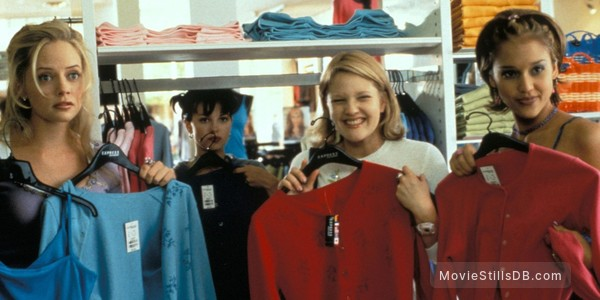 never been kissed publicity still of drew barrymore