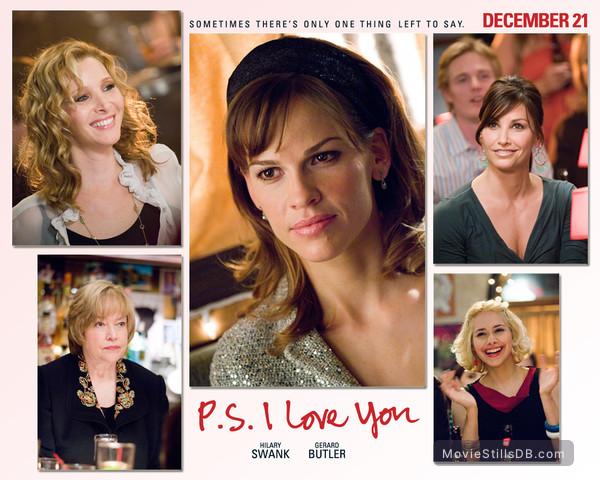 P.S. I Love You - Wallpaper with Hilary Swank, Lisa Kudrow, Джина Гершон, Kathy Bates & Nellie McKay