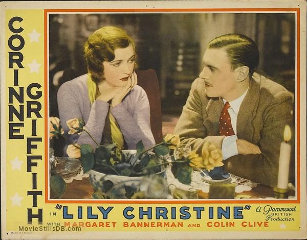 Lily Christine - Lobby card