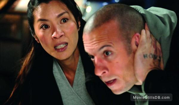 Babylon A.D. - Publicity still of Michelle Yeoh & Vin Diesel