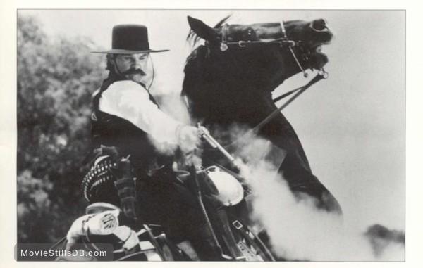 Tombstone - Publicity still of Kurt Russell