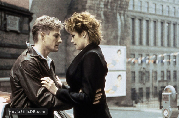 Stormy Monday - Publicity still of Sean Bean & Melanie Griffith