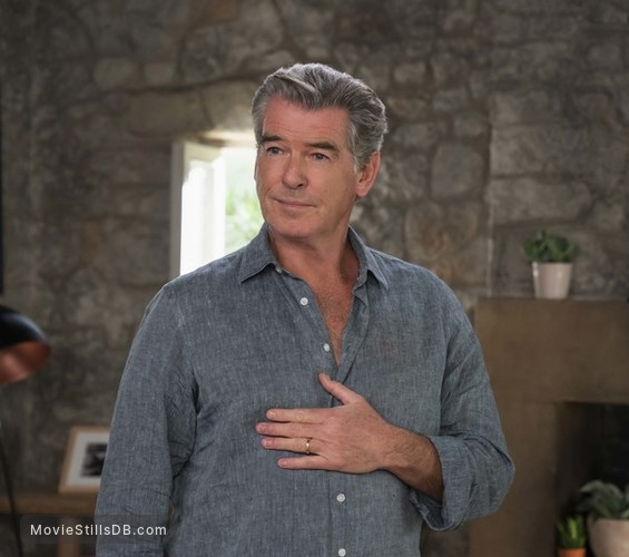 Mamma Mia! Here We Go Again - Publicity still of Pierce Brosnan