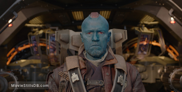 Guardians of the Galaxy - Publicity still of Michael Rooker