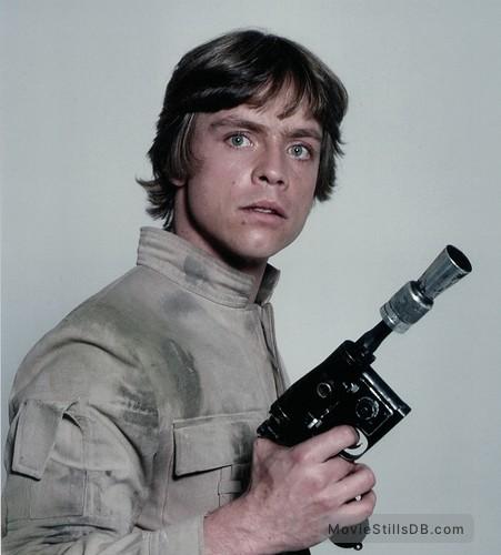 Star Wars: Episode V - The Empire Strikes Back - Promo shot of Mark Hamill