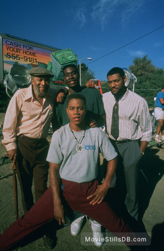 boyz n the hood publicity still of laurence fishburne