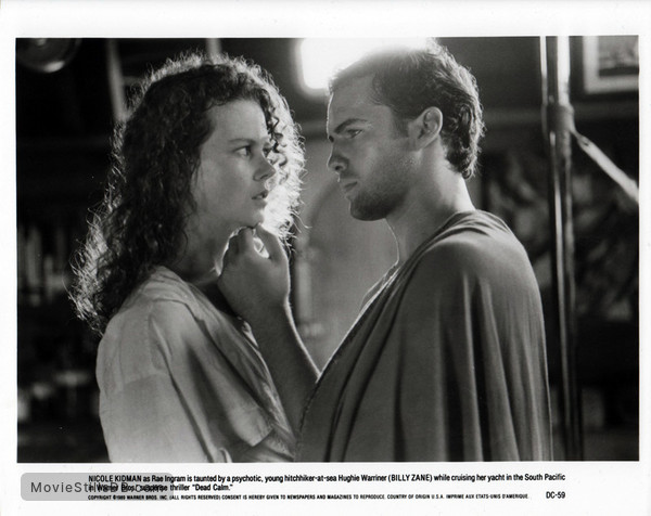 Dead Calm - Publicity still of Nicole Kidman & Billy Zane