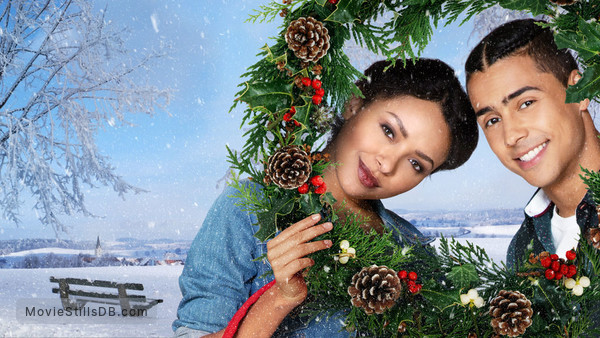 The Holiday Calendar - Promotional art with Kat Graham & Quincy Brown
