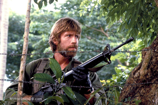 Missing in Action - Publicity still of Chuck Norris