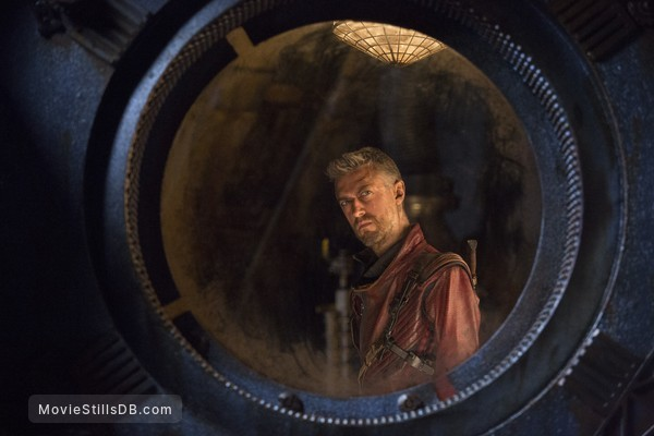Guardians of the Galaxy Vol. 2 - Publicity still of Sean Gunn